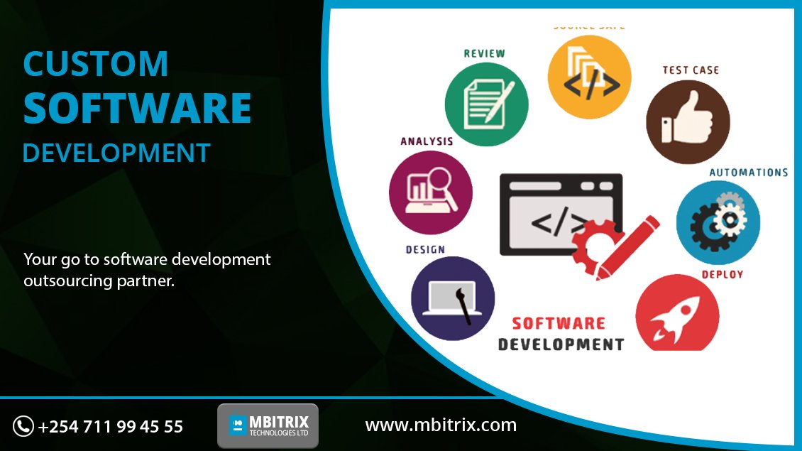 Increase your return on investment by using our tailor-made web applications. Call us on +254 711 99 45 55 or email us at hello@mbitrix.com to get started. #Software #softwaredevelopment <br>http://pic.twitter.com/JOZFvqfmAo