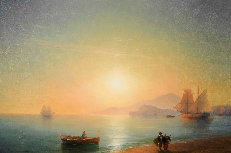 Looks like this Aivazovsky became the most expensive painting sold in an online auction at @Sothebys, at $2.8 million #russianart #artmarket #gofigure