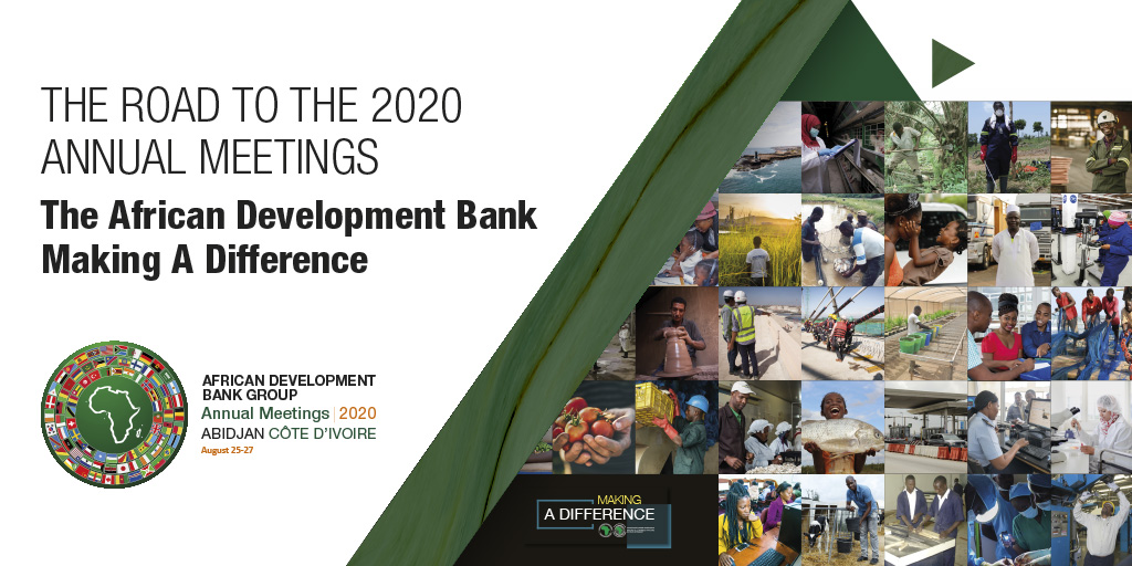 From our #AFAWA campaign to mobilize $3 bil for women entrepreneurs, to our record-breaking social bond listing on the @LSEGplc, the African Development Bank is reducing poverty & fostering inclusive growth on the continent. #MakingADifference #AfDBAM2020  https://bit.ly/3drP8pipic.twitter.com/JKcz0LrFdA
