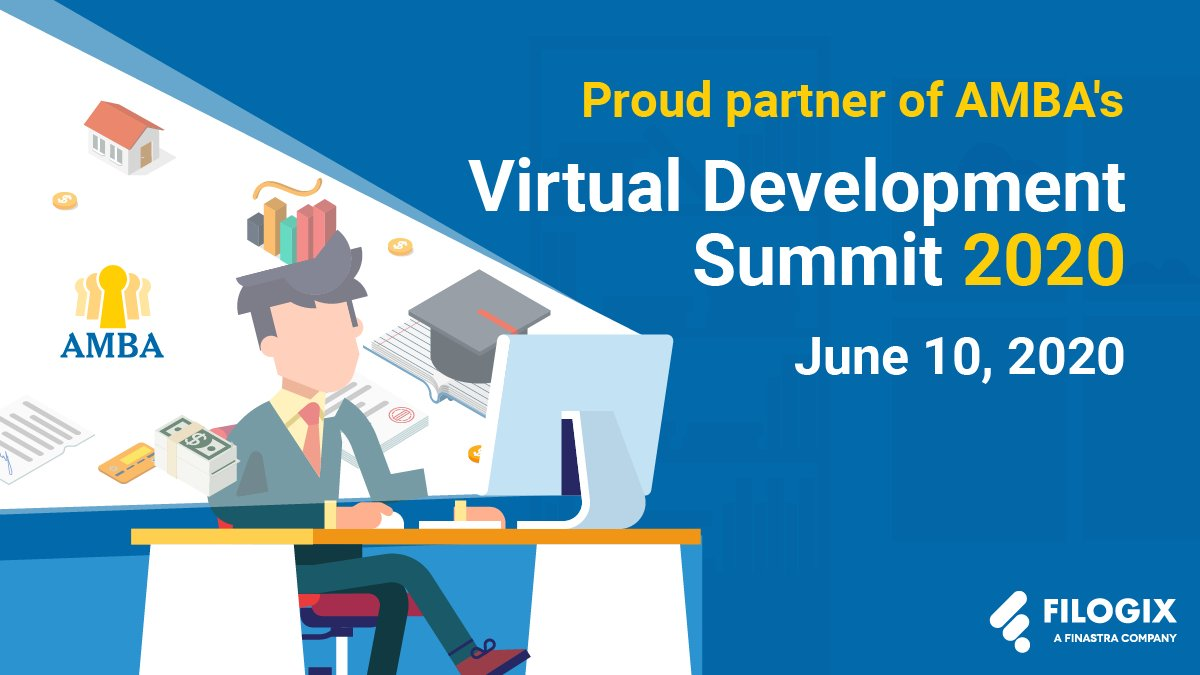 Join us and our partner AMBA for an amazing virtual event on June 10th. Register here today -  http:// ow.ly/E7Zt50zWYGw     #AMBAsummit #Filogix #MortgageBrokers<br>http://pic.twitter.com/WHZHvZ5acC