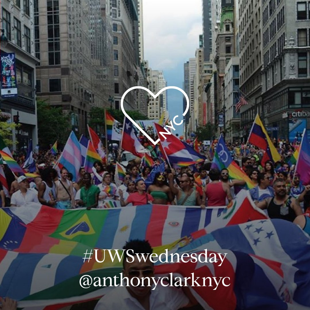 Normally passing thru the #uws @aidswalkny to benefit @GMHC is virtual this year. Livestream on June 7th at 10 am, donate, or register to walk & raise funds at https://ny.aidswalk.net/  #anthonyclarknyc #nycrealestate #aidswalkny #gmhc #UWSwednesday #manhattan #nycpic.twitter.com/2qHPpzOVHT