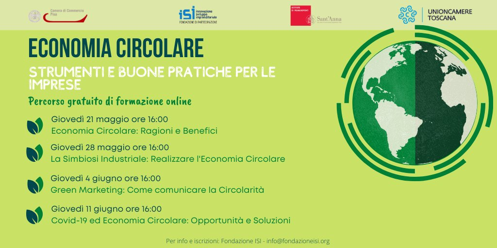 #economiacircolare
