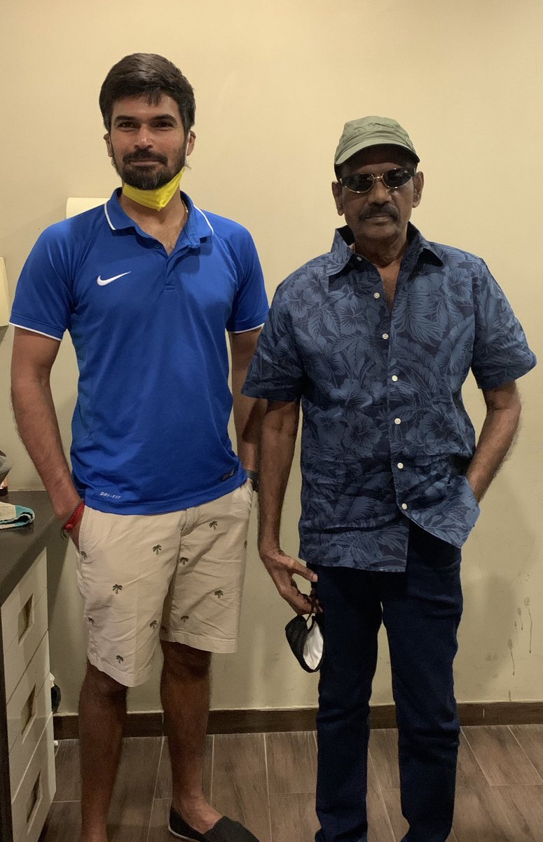 When A visit to the dentist turned out  more than nice  met the legendary Tamil comedian #Goundamani 'அரசியல்ல இதெல்லாம சாதாரணம் அப்பா '  #comedy #Actor  #cricketerpic.twitter.com/3woddIE6GK