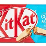 Image for the Tweet beginning: KITKAT 2 Finger Cookies and
