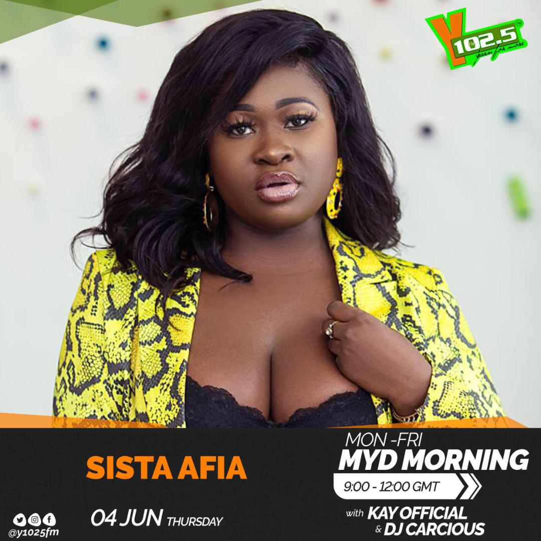 #MMRS tomorrow has a special guest, and she's a queen @sista_afia   Might turn bloody 🔥   Any questions? https://t.co/1IFUs6ALv8