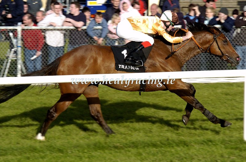 """#FromTheArchives 15 years ago today 3-6-2005 @TramoreRaces  """"Sea Skate"""" and @Franmberry win for owner T C Wallace and trainer Dick Donohoe. (c)http://www.healyracing.iepic.twitter.com/A5jwHNYAgk"""