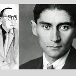 Image for the Tweet beginning: #cejourlà le 3/06/1924, Franz #Kafka