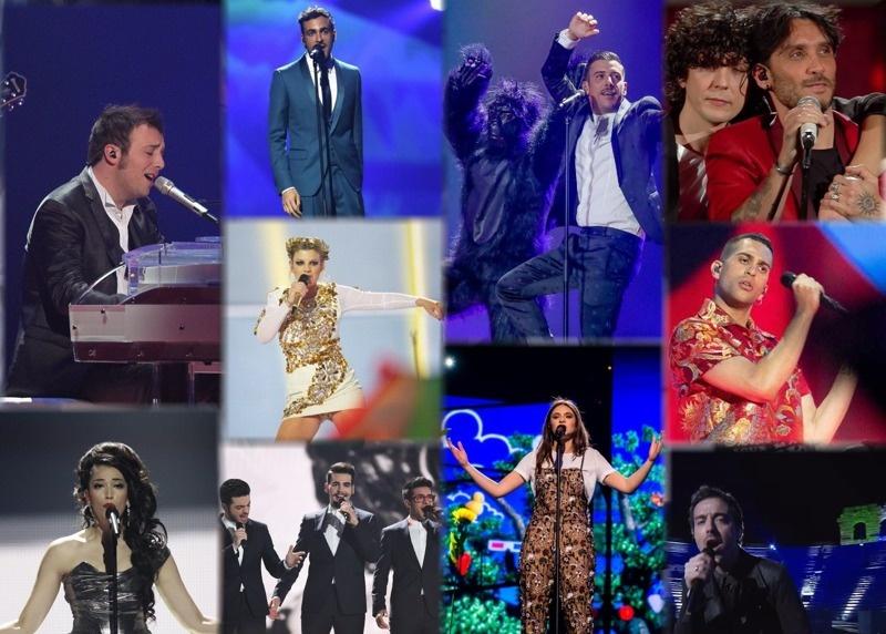 #EurovisionStory Votate la vostra canzone preferita con l'emoji rappresentante: #FolliaDAmore (#LoveIsMadness)🤪 #LAmoreÈFemmina ♀️ #LEssenziale 👌 #LaMiaCittá 🏙️ #GrandeAmore ❤️ #NessunGradoDiSeparazione 📜 #OccidentalisKarma 👘 #NonMiAveteFattoNiente ☮️ #Soldi 💵 #FaiRumore 🚨 https://t.co/yqM5JNNPrY