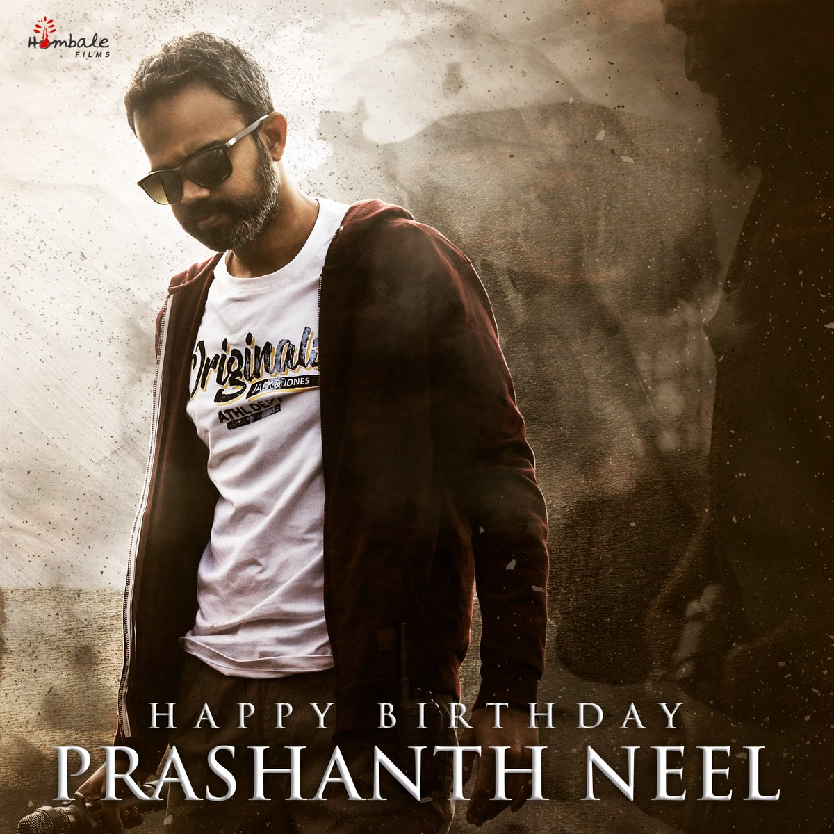Wishing our Dear Director @prashanth_neel a very Happy Birthday ❤️ We're eagerly waiting for #KGFChapter2 :)  #HBDPrashanthNeel https://t.co/nkW6sOFG2I