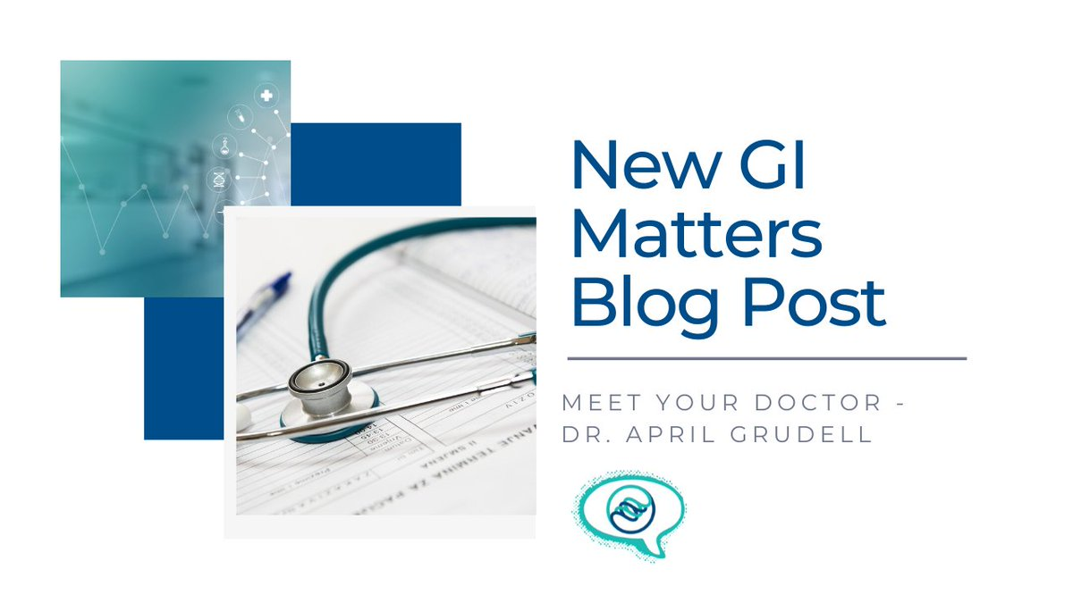 The doctors at MNGI get to know their patients very well over the years, but how well do you know your doctor? Learn more about Dr. April Grudell in our latest GI Matters blog article. Read now: mngi.com/blog/meet-your…