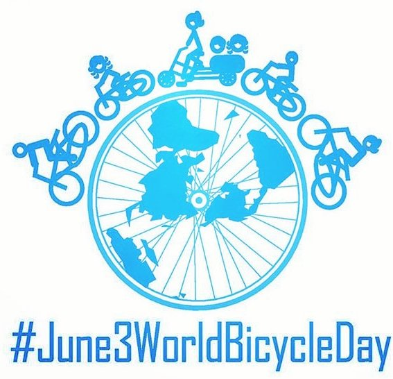 #WorldBicycleDay