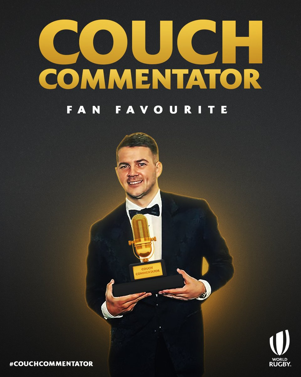 And the winner is... @drew_mitchell 🏆 As voted for by the fans, Drews hilarious #CouchCommentator effort has been crowned your favourite 👑 If you missed it, you can catch his effort here 👉 bit.ly/2Y1mjcR
