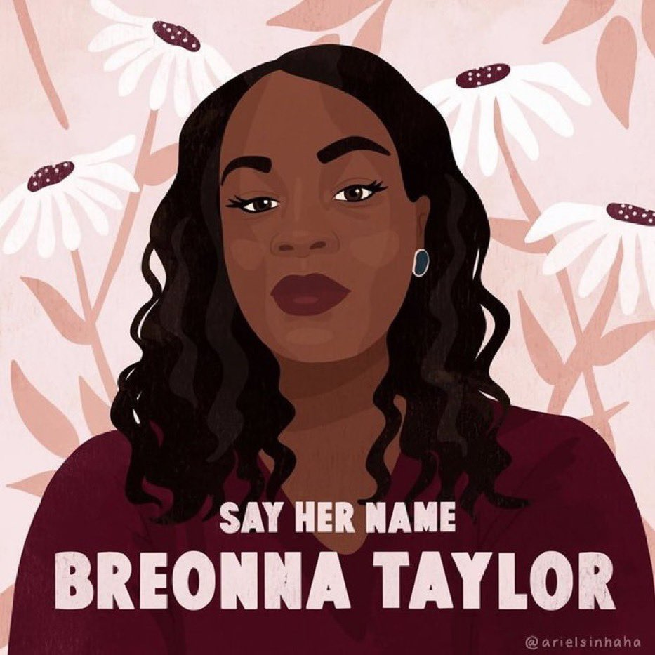 This Friday should be Breonna Taylor's 27th birthday. @battymamzelle has put together a website with actions we can all take to honor her and demand justice for her murder. PLEASE join me. 💜 msha.ke/30flirtyfilm/