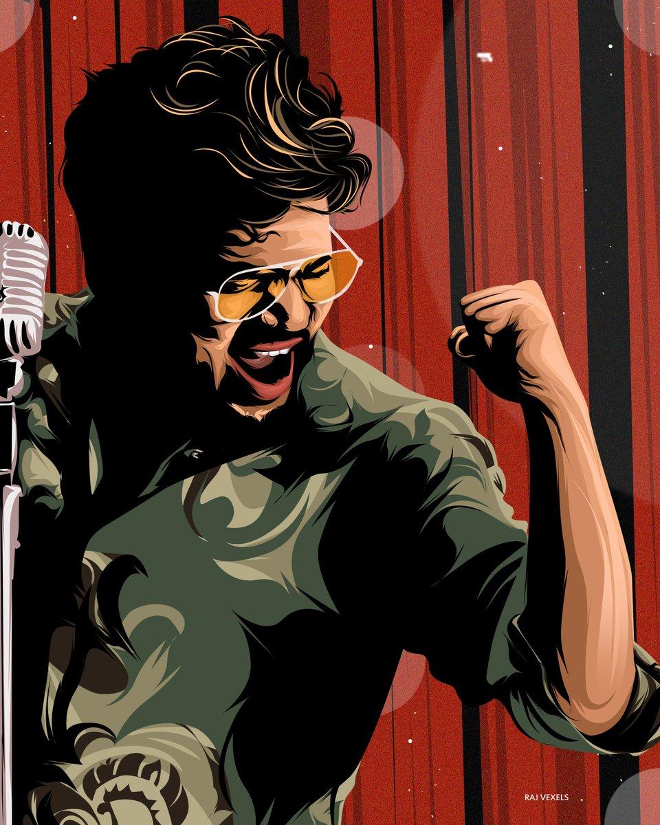 Tha Fan Mode Art By @Raj_Vexels #Yuvanism  Musical King @thisisysr Anna 💖  #YuvanShankarRaja #YOUNGMAESTRO #LITTLEMAESTRO_YSR #ROCKSTAR #YOUTHICON #U1_Anna #LuckyStarU1 #Kalaimamani_U1 #mUs1c #BGM_KING #ALLYUVANISAM #YUVANIANS https://t.co/RRl51qQK9j