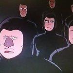 Image for the Tweet beginning: #機動戦士ガンダム の #シャア、これはさすがに #自信喪失 物ネタージブリか日本アニメーション風な部下に、3人ちびっこに作戦を台無しにされた事(第30話「小さな防衛線」)wこれ、暫く左遷されたシャアが前線復帰したかと思ったら、愉快な仲間たちを引き連れての復活wもしかして、ギャグ路線?w