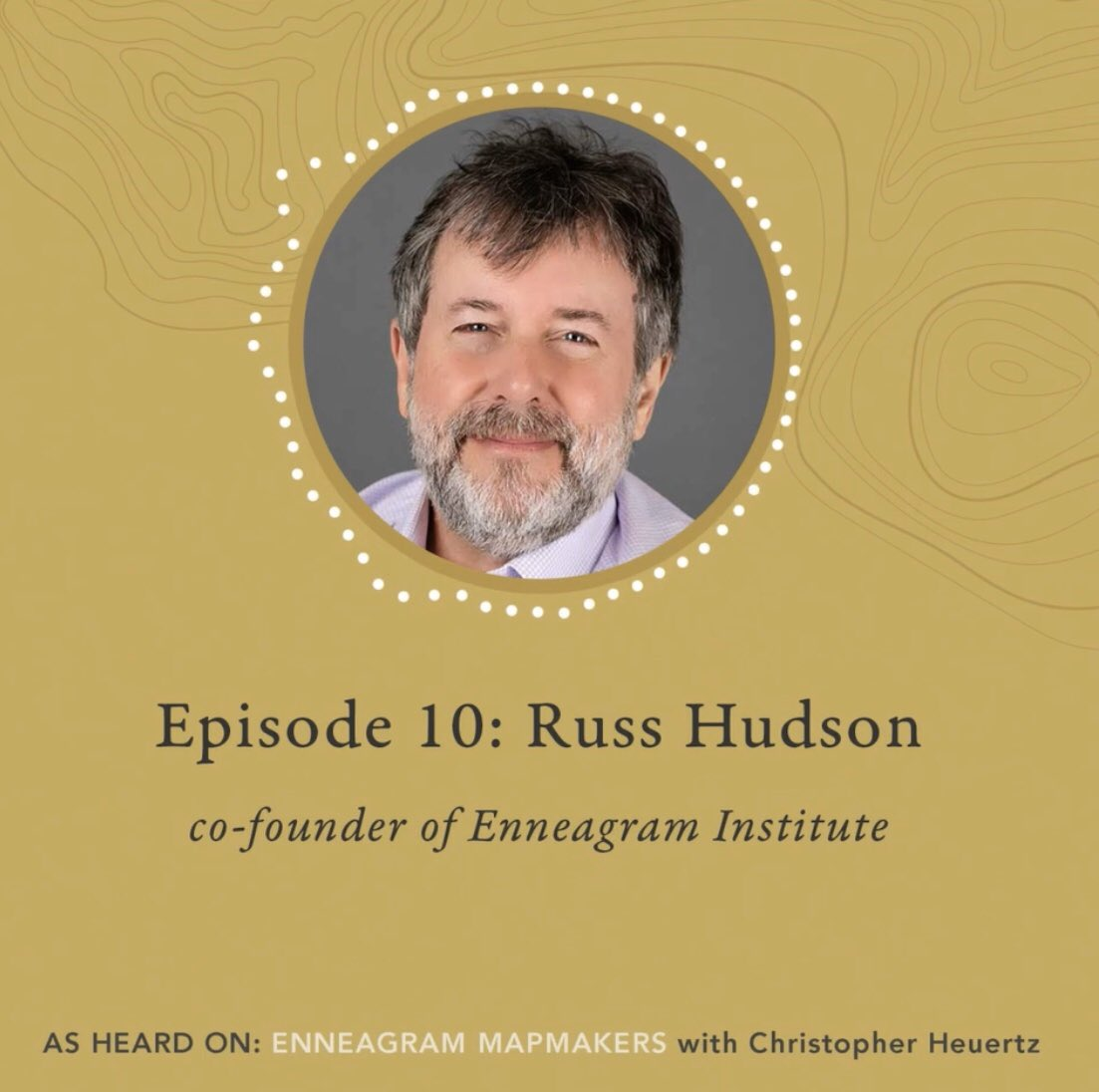 Hey hey! Newest episode of #Enneagram Mapmakers with @Russ_Hudson54 is out. Check it! https://t.co/FYxZ3RaieO