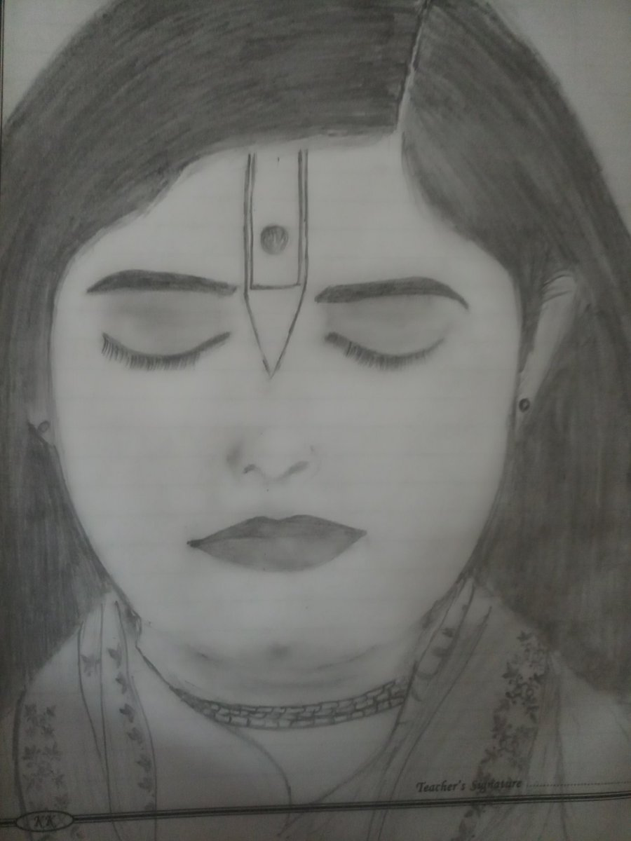 Trying to create an imaginary picture of Chitralekha ji @chitralekhaji__  🙏🙏 #chitralekha #sketchdaily #radhekrishna #Radhe #ArtistOnTwitter #Likee #LikeForLikes #FolloForFolloBack #comments #SHOUTOUT #TimeForChange #pencilart #MotivationalSpeaker #Peace https://t.co/HnYAEOxM4U