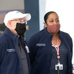 Image for the Tweet beginning: Forty @ClevelandClinic caregivers have traveled