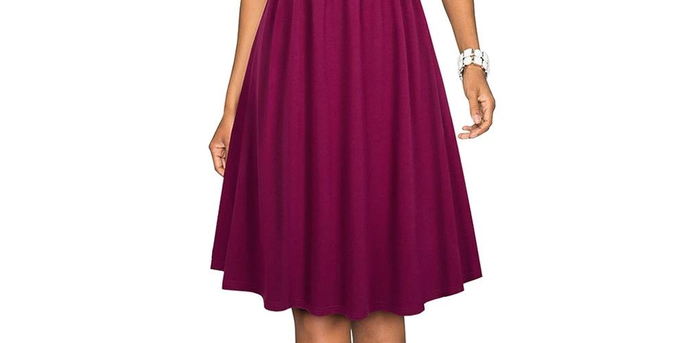 Elegant Retro Pure color Ruffle Sleeve vestidos Business Party Female Women Dress #londonfashion #Lebanesefashion #italyfashion #newyorkfashion #Dubaifashion https://eezymart.com/nice-forever-elegant-retro-pure-color-ruffle-sleeve-vestidos-business-party-female-women-swing-flare-dress-btya143/…pic.twitter.com/Jnd2f9CZ3x