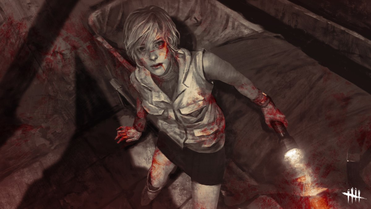 新チャプター『Silent Hill』で登場する生存者シェリル・メイソンのストーリーをご紹介します!  詳しくはこちら🔗 https://t.co/vJ9uhlxxmK #DeadbyDaylight #DbD #サイレントヒル https://t.co/KQM0HR4Tt7