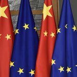 Image for the Tweet beginning: China's influence on the EU