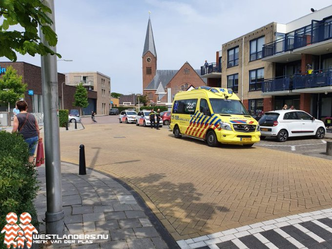 Fietser gewond bij ongeluk Oranjeplein https://t.co/nvKGgynJ15 https://t.co/QSU2xmMQno