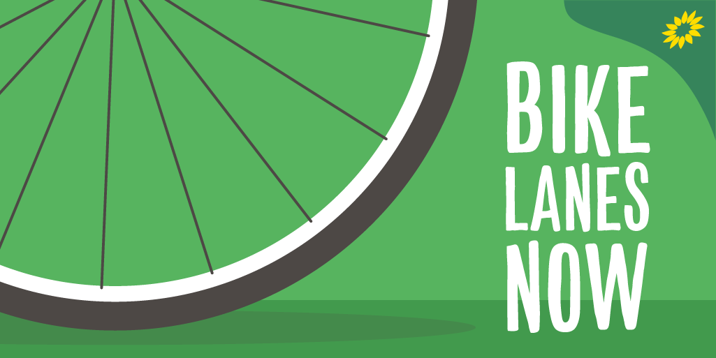 Countries world-over are easing their lockdowns and encouraging people to use bikes instead of cars or public transport, to avoid new infections Greens are making the most of the situation by transforming car lanes into bike lanes in cities like Brussels & Vienna #WorldBikeDay