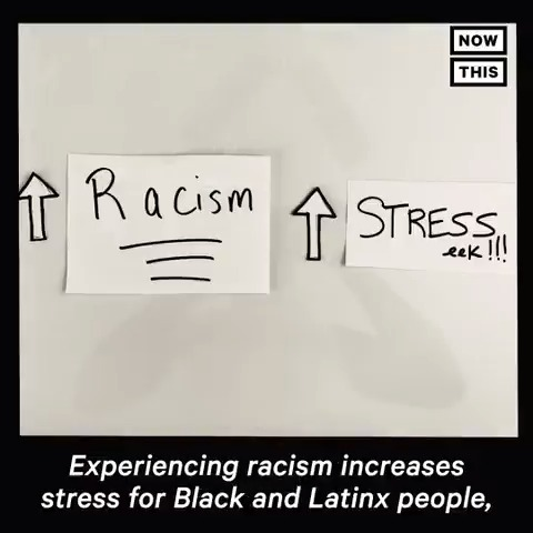 This is how racism is causing Black and Latinx communities to die of COVID-19 at higher rates (via @kdc_md)