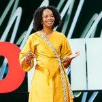 Image for the Tweet beginning: Watch Cheryl Holder's #TEDMED Talk