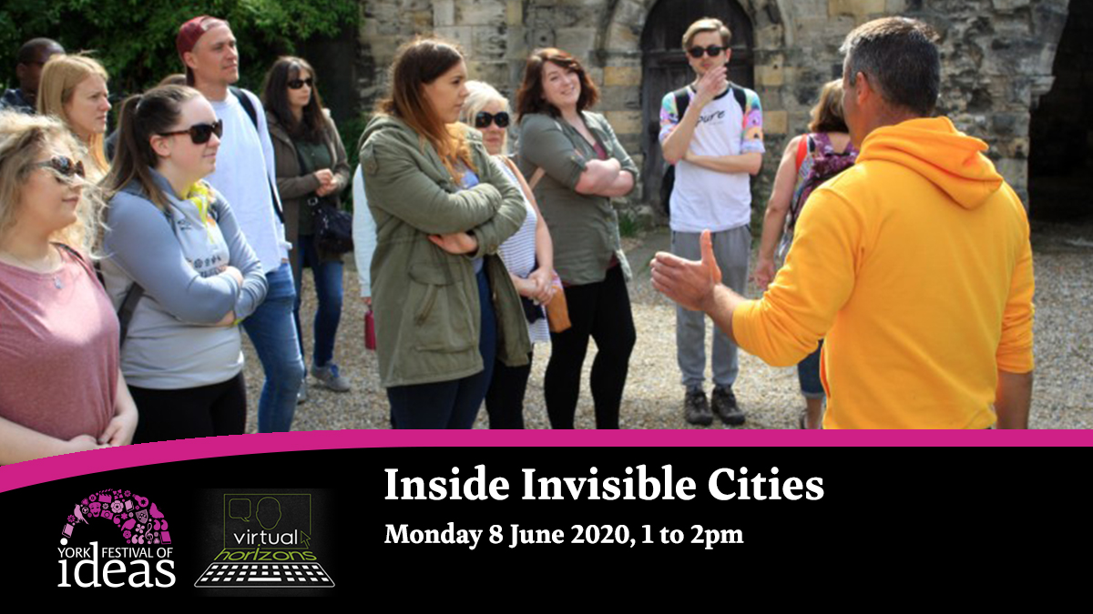 Discover Invisible Cities, a community interest company that trains people who have experienced homelessness to become walking tour guides to their own city: https://t.co/bwXgnx5l2P @YorkFestofIdeas #YorkIdeas https://t.co/tBjYZkAeJt