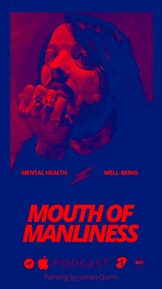 Don't forget to check out the intro to the new season of Mouth of Manliness. It's in all podcast platforms right now! X . . . #mental #mentalhealth #wellness #wellbeing #wellnesswednesday #podcast #podcastersofinstagram #pod #lifestylepic.twitter.com/tFuaQWdLwj