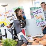 Image for the Tweet beginning: Happy #VolunteersWeek!  We'd like to