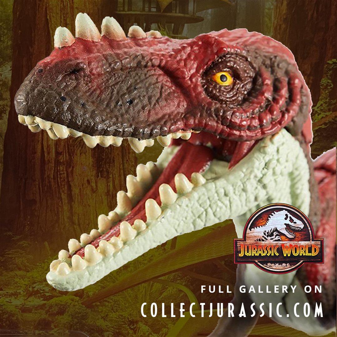 Jurassic World Attack Pack Alioramus
