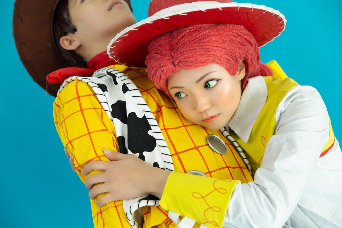 Jessie ( Toy Story ) #DisneyCosplay ~ @39ramotipic.twitter.com/6Ya7j1zWDM