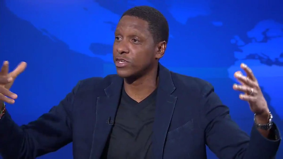 We cant give up as people, we cant back down. We cant. - Masai Ujiri
