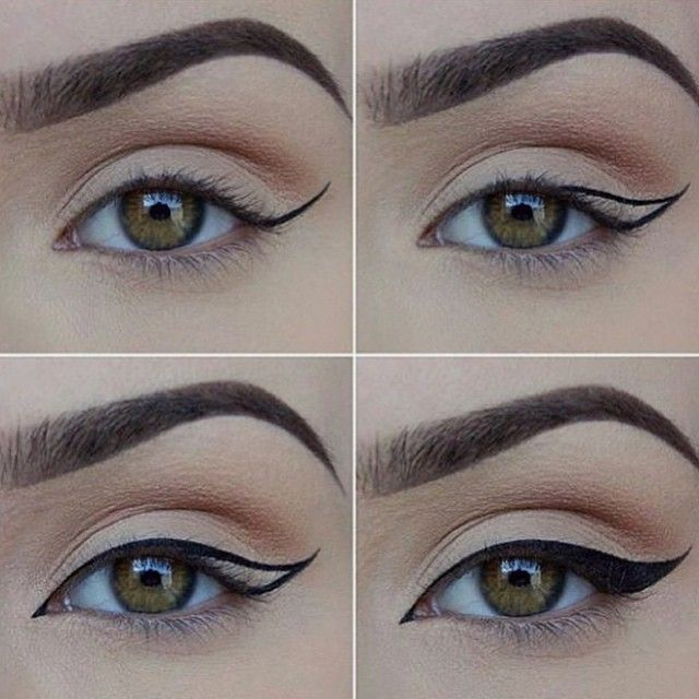 HEEEY!  Acá te dejo un paso a paso de como hacer un delineado perfecto y rápido, qué esperas para hacerlo? #beauty #makeup #makeupartistvzla #makeupartist #podermua #eyeliner #fast #makeuprevolution #makeupideas #makeupoftheday #makeupaddictpic.twitter.com/0oSts1aV4U