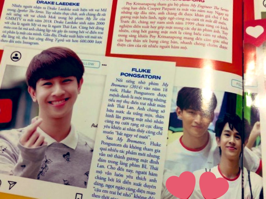 I found a little article about you in Hoa Hoc Tro magazine No. 1334. Do you still remember it?  Can I hope that you will come back to Vietnam again?  Here, there are many people who love you  @FlukeNatouch @Note0075  #เจ้าแก้มก้อน #fluke_natouch  #HappyFlukeDay2020 pic.twitter.com/xdOaOh32Sm