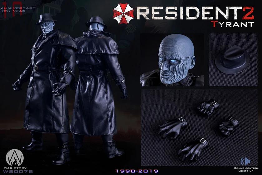 Preternia On Twitter Unlicensed 1 6 Scale Resident Evil 2 Remake