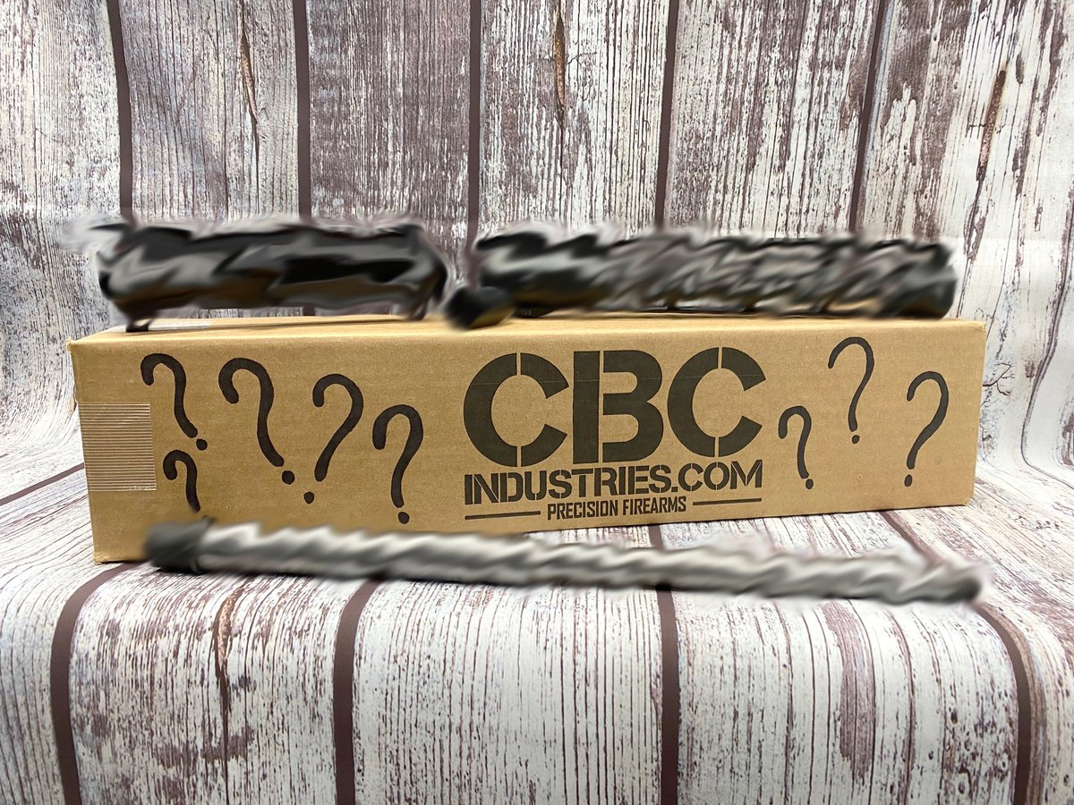 We're doing a MYSTERY GIVEAWAY this week!  Head over to Facebook to enter!  https://t.co/cMLQLDeVTW  #giveaway #win #mysterybox #prize #cbcindustries #america #usa #pewpew https://t.co/IGcYf473lq
