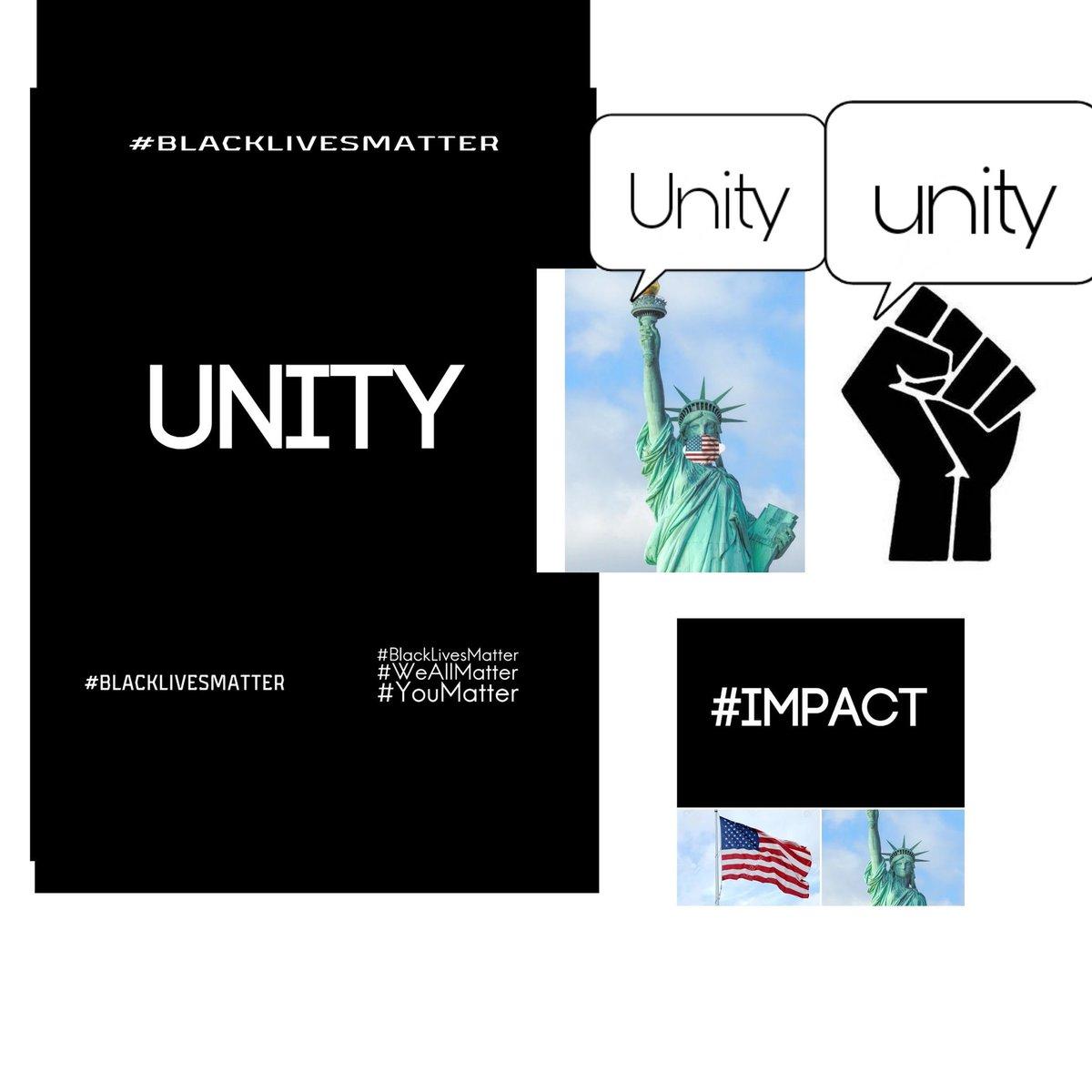 #Unity #wednesdaymorning #WednesdayWisdom #WednesdayThoughts #WednesdayMotivation #BlackLivesMatter #Impact @bannerite @MzDivah67 @AuntLulie @Amaliada @GGevirtz @scyeatts @MrGoalie35 @Murray_RileyJr @jimmacpam @NaphiSoc @Bullets_4_Life