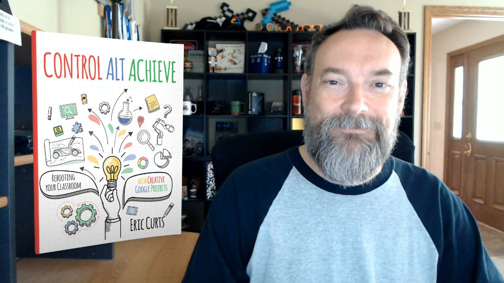 """For a quick 2-minute video on what the """"Control Alt Achieve"""" book is all about, check this out: https://t.co/rAfFfW072h #CVTechTalk #ControlAltAchieve https://t.co/luUsQzWBYZ"""