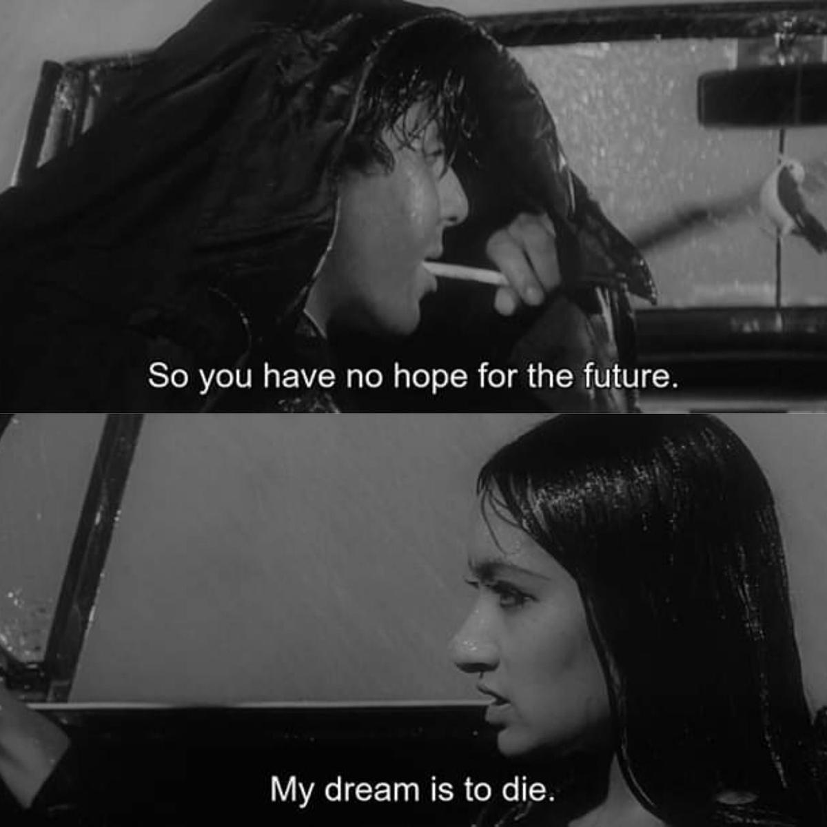 #Film Branded to Kill (1967) Dir. Seijun Suzuki pic.twitter.com/YjDMGuCOEQ