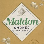 Image for the Tweet beginning: Organic Maldon Smoked Sea Salt