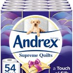 Image for the Tweet beginning: Andrex Supreme Quilts (4 ply)
