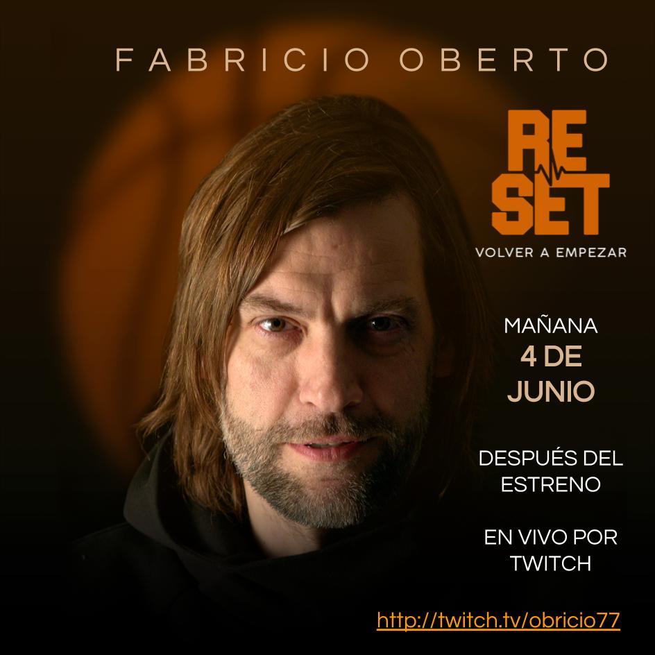 🇦🇷Todo lo mejor para el estreno de hoy, @obricio7! 👉 Recuerden, 20hs x https://t.co/wQbbidtKRd.
