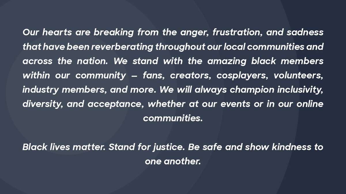 SPJA stands with the black community.