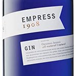 Image for the Tweet beginning: Empress 1908 Indigo Gin -