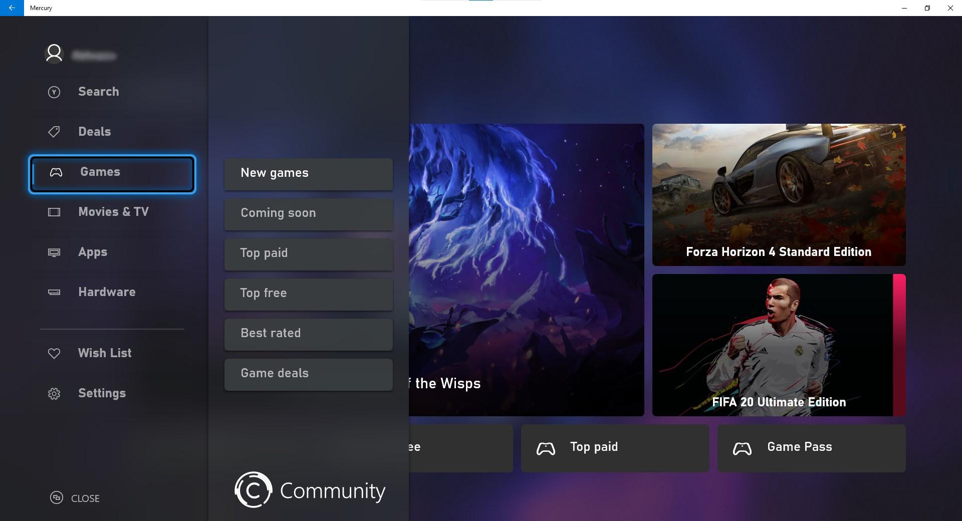 New Xbox Store 2020