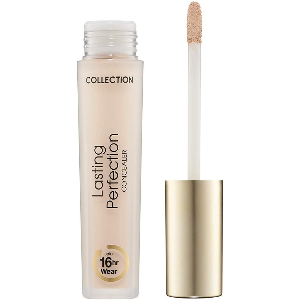You won't believe this! Collection Lasting Perfection Concealers Extra Fair NEW! Suitable for Vegans selling at £ 5.99 https://shortlink.store/MuayLRDO1Z   Selling out fast so be quick! #shop #shopnow pic.twitter.com/RmqT1AxkM2