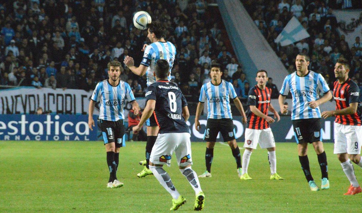 ⚽️ @RacingClub 2 - @SanLorenzo 1 ⚽️  👊 Edición 2014-2015  😎 Cuartos de Final  #CopaArgentina 🏆🇦🇷 https://t.co/D3gYvcaLK2